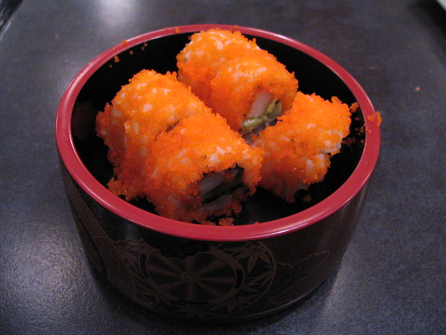 California Roll, Honjin Japanese Restaurant | Flickr - Photo Sharing!