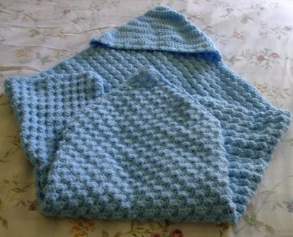 Baby Blanket Fleece Free Pattern Free Knitting Patterns