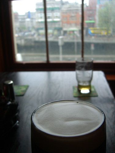 Pints at Messrs Maguire