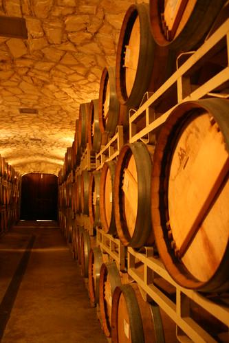 Sunstone cellar