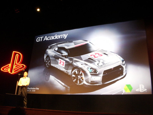 PlayStation Day: GT Academy