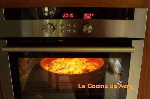 15-20 minutos de horno