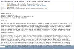 FBI Nigeria Scam