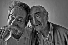 Friends... (* Ahmad Kavousian *) Tags: portugal cafe friendship lisbon explore explored explorefrontpage explore10 visiongroup simplepeople vision100 lastdaywithruipalha beeninexplorepage beeninflickrexplorepage