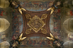 louvre ceiling ([DEADCITIES]) Tags: paris france beautiful architecture gallery ceiling fresco 2007 gilt goldleaf vaultedceiling vaults sofit deadcitiesnet
