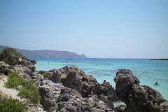 Kreta: Elafonisi