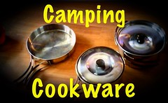 Camping cookware (Ontario_BWO) Tags: cook set cookware cooking backpacking camping hiking stackable collapsible convenient