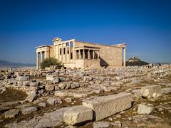 The Porch Of The Caryatids (Tassos Giannouris) Tags: porch landscape caryatids acropolis city rocks greece ancient monument statue athens