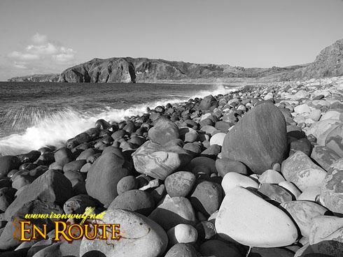 Batanes Mono: Valugan Beach Rocks