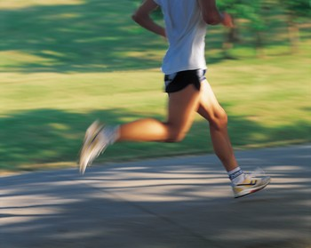 Proper Stride Rate for Running