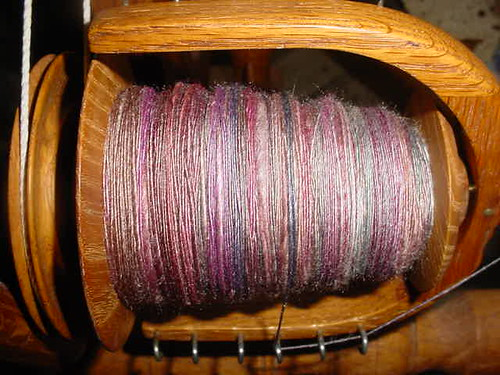 Fine singles in Rose Garden colorway