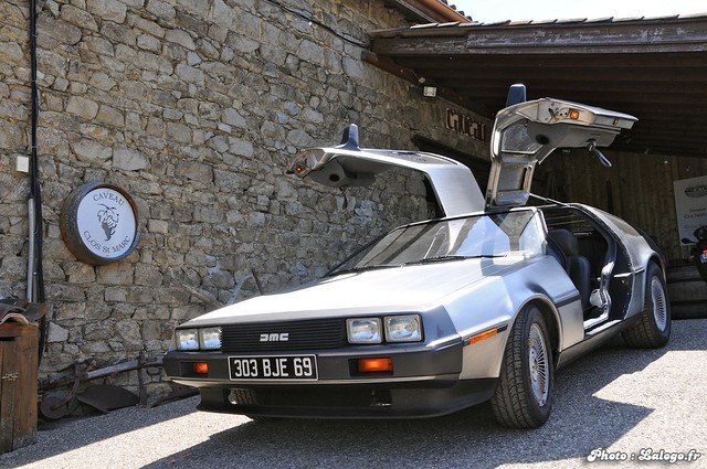 Delorean DMC-12 Shooting 2011 - 01