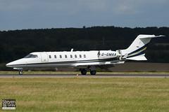 G-GMAA - 45-167 - Gama Aviation - Learjet 45 - Luton - 100824 - Steven Gray - IMG_2176