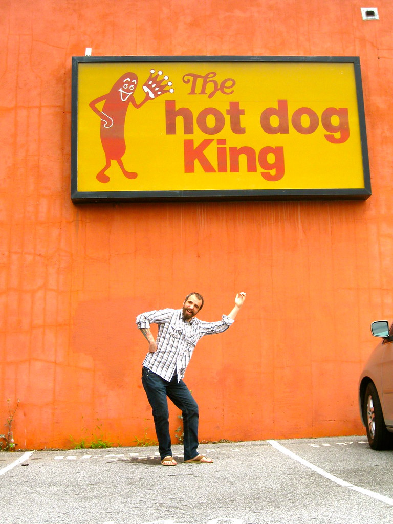 Neil the Hot Dog King
