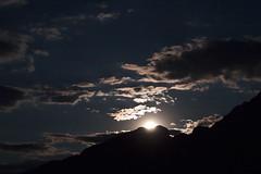 9573-07 (giuliano07) Tags: mountain landscape nuvole luna paesaggi montagna notte luce dolomites dolomiti notturno falcade