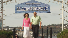 Welcome to the Harbourwalk