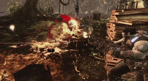 E3 - Gears of War 3 Preview