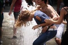Last day of school (Ilaria Maccari) Tags: school water last torino day games 11 di giugno turin ilaria ultimo scuola giorno maccari 2011 gavettoni
