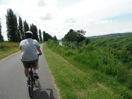 Ian Biking 1