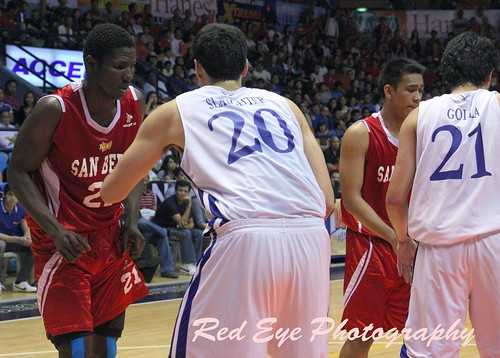 2011 FilOil Flying V Preseason Tournament Finals: Ateneo Blue Eagles vs. San Beda Red Lions, June 12