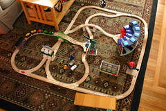 Thomas Track Layout