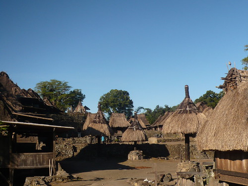 Bena Village - Near Bajawa