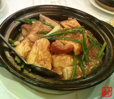 大榮華圍村菜01