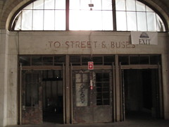 To Street & Buses