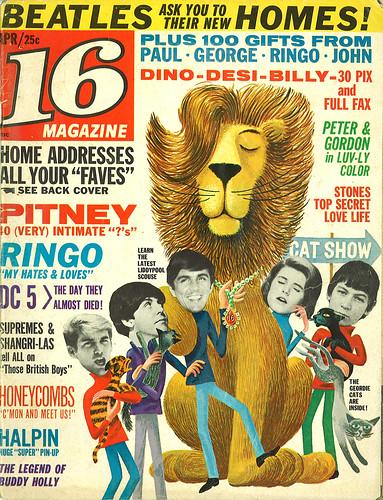 16 Magazine: Apr