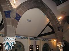 Òran Mór (mr lynch) Tags: uk art church scotland mural glasgow calvin alasdairgray Òranmór october07
