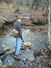 ian crossing creek