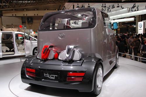 Фотки Toyota HI-CT