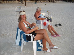 My wife and Mom at Holbox (Andreas' Photos) Tags: mexico holboxisland