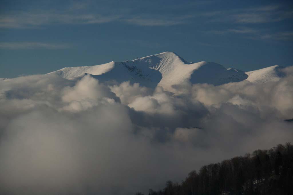 la munte