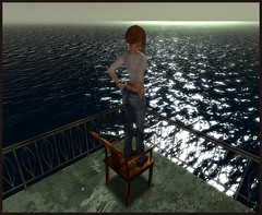 lookout (Ash .) Tags: lookout sl secondlife kowloon virtualworld ashantileshelle
