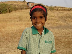 sweetie monica.... (marian_spiers) Tags: school india girl village child maharashtra pune ih instantfave iloveyoursmile 50millionmissing coolestphotographers happinessconservancy