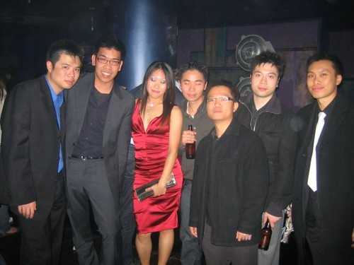 Party With The Guys At Circa