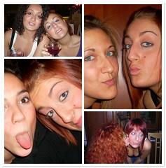 Friendship (memy85) Tags: friends red me friend friendship io amici rosso amicizia amiche
