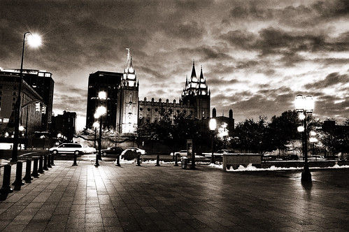 Downtown Salt Lake City, Image courtesy of A4GPA