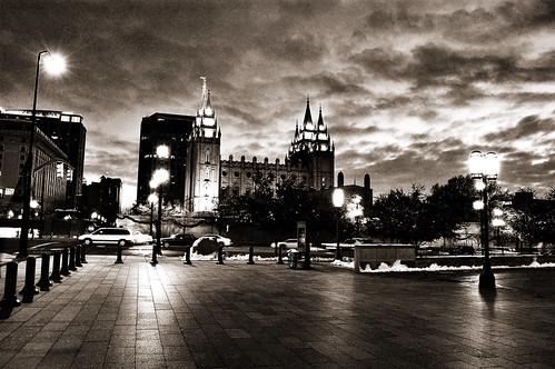 Downtown Salt Lake City, Image courtesy of A4GPA