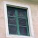Finta finestra e cornice