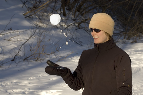 Snowball Ready!