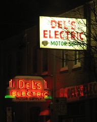 Del's Electric, Princess Street