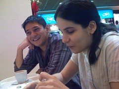 Bruna & Roger (laconics) Tags: food mall shopping comida praa paulista alimentao