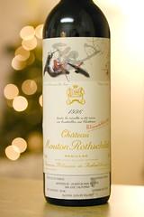 1996 Château Mouton-Rothschild, Pauillac
