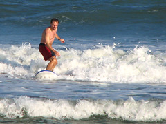 Jerry Surfing