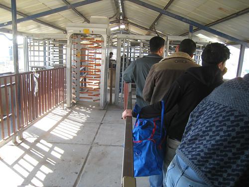 Huwarra checkpoint