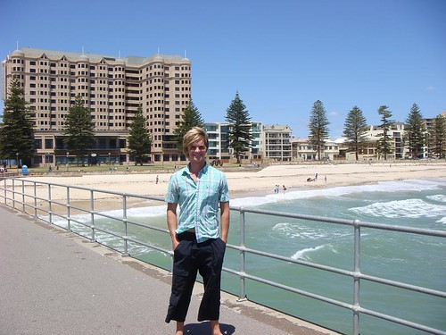 Glenelg, an Adelaide suburb by the sea...