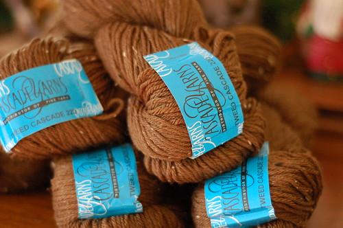 Cascade Tweed - Olive