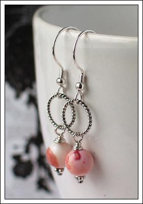 Mei (Pink agate)